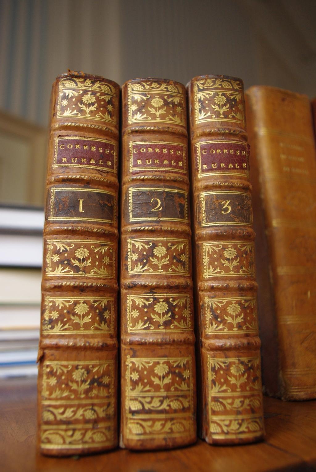 Bibliophilie - La Bretonnerie, Correspondance rurale dans Auteurs, écrivains, polygraphes, nègres, etc.