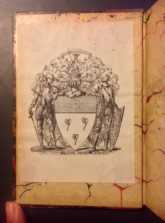 Gregorovius ex libris