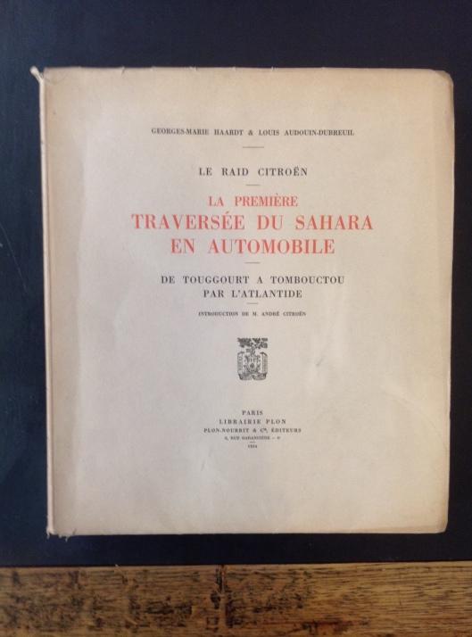 Raid Citroën1